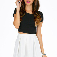 Pleat it Up Skirt $36