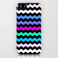 Zigzag #11 iPhone & iPod Case by Ornaart