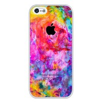 Colorful RUBBER iphone 5 case
