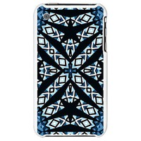 Mix #325 - Blue iPhone Case by Ornaartzi
