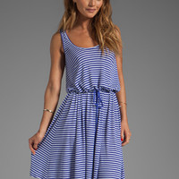 Rachel Pally Rib Freelove Tank Dress in River Stripe from REVOLVEclothing.com