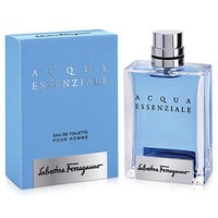 Salvatore Ferragamo Acqua Essenziale Eau de Toilette, 3.4 oz - A Macy's Exclusive - SHOP ALL BRANDS - Beauty - Macy's