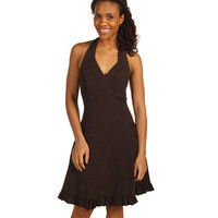 Scully Cantina Halter Dress