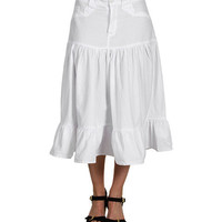 Scully Cantina Sandy Skirt