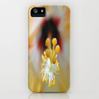 natures painting iPhone & iPod Case by Laura Santeler
