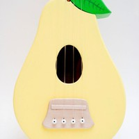 SOLID WOOD Pear ukulele