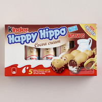 Kinder Happy Hippo Cocoa Biscuits