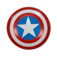 Amazon.com: Custom Captain America Shield Round Mouse Pad - Custom Your Own MP-813: Office Products
