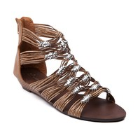 Womens Nicole Lee Louisa Sandal, Natural | Journeys Shoes