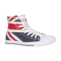 Union Jack Hi Top Sneaker