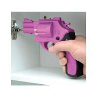 Revolver Shaped Screwdriver Rechargeable With Drill Bits:Amazon:Home Improvement