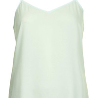 Strappy V-Neck Cami - New In This Week - New In - Topshop USA