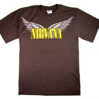 Nirvana T-Shirt - Wings