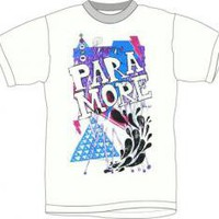 Paramore T-Shirt - Neon Splash