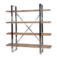 Morpheus Old Pine Shelving Unit