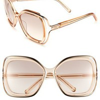Chloé 56mm Sunglasses | Nordstrom