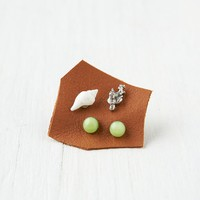 Free People Novelty Sea Studs