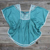 Pomeroy Blouse, Women's Bohemian Clothing & Accessories