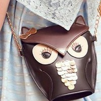 Owl Crossbody Bag from alanchen
