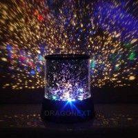 Star Master Colorful Starry Night Cosmos Projector Bed Side Lamp:Amazon:Home Improvement