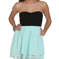 Sweetheart Tube 2Fer Dress | Shop Dresses at Wet Seal