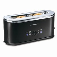 Hamilton Beach Perfect Toast 2 Slice Toaster (Blue Buttons)