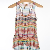Eyeshadow Chiffon Tank Top - Women's Shirts/Tops | Buckle
