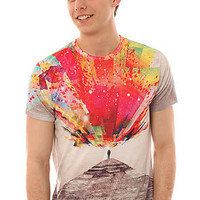 Imaginary Foundation Tee shirt 3 Point T-shirt in Multicolor