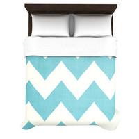 "Catherine McDonald ""Salt Water Cure"" Duvet Cover 