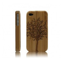 Grove Bamboo iPhone4/4S Cases - Eco-friendly