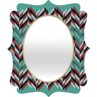 DENY Designs Home Accessories | Gabi Factor Quatrefoil Mirror