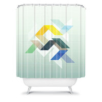 DENY Designs Home Accessories | Gabi Steady Shower Curtain
