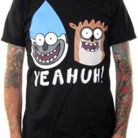 Regular Show T-Shirt - Yeahuh