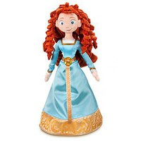 Merida Plush Doll - 20'' | Disney Store
