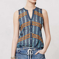 Anthropologie - Sprigstitch Top