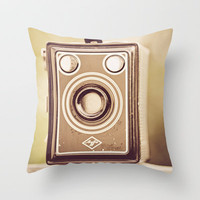 You're more lovely than you could ever imagine Throw Pillow by Irène Sneddon