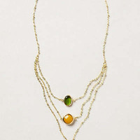 Anthropologie - Gem Drop Necklace