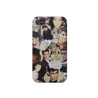 zayn malik collage iPhone 4/4s/5 & iPod 4/5 by harrysfirstwife
