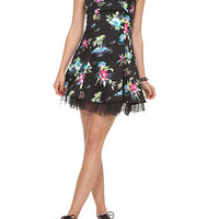 Tropical Palm Tree Dress | Hot Topic