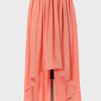 Heatwave High-low Skirt