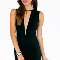Deep In Mesh Dress $26