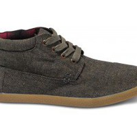 Burnt Chambray Women's Botas | TOMS.com