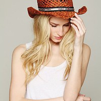 Free People El Paso Cowboy Hat