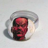"Comic Book 1.5"" Button// Sinestro"