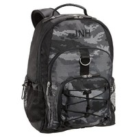 Gear-Up Black Digi Camo Backpack
