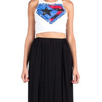 Captain America Crop Top | 2020AVE