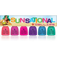 China Glaze Sunsational Jelly Neon Nail Polish Set