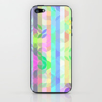 Re-Created Laurels I iPhone & iPod Skin by Robert Lee