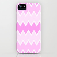 Marshmallow Pink iPhone & iPod Case by Ornaart
