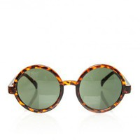Roundabout Shades in Palm Tortoise - ShopSosie.com